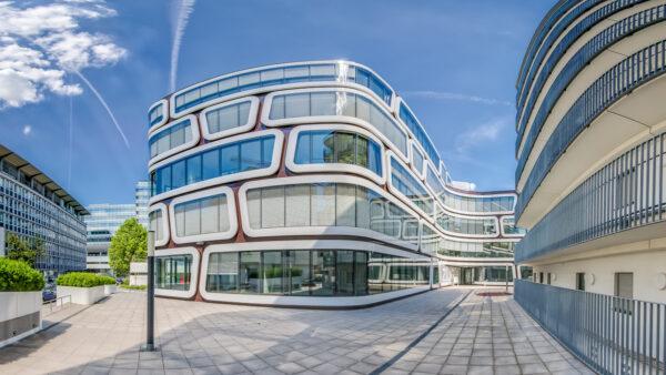 Neubau Bürogebäude Z-UP
