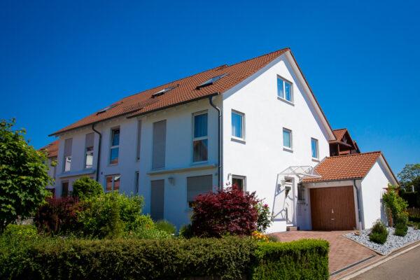Fassadensanierung Holzhausen