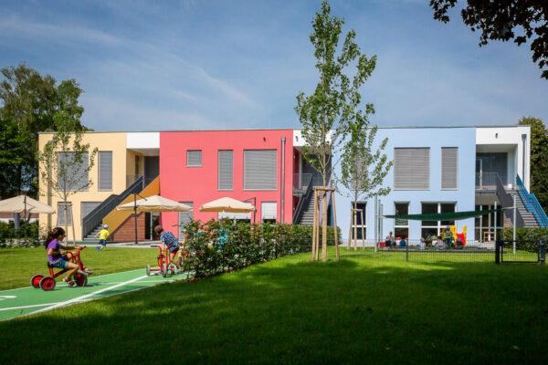 Neubau Kinderhaus Süßen