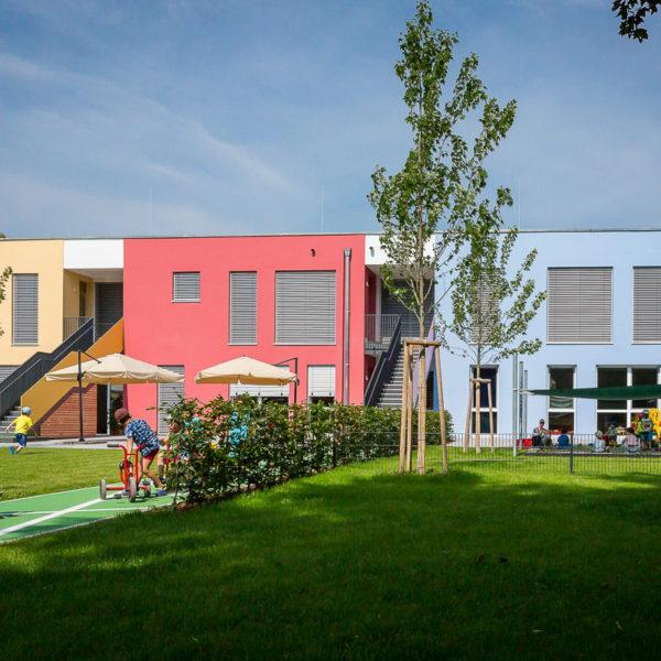 Neubau Kinderhaus Suessen Hinterschweiger