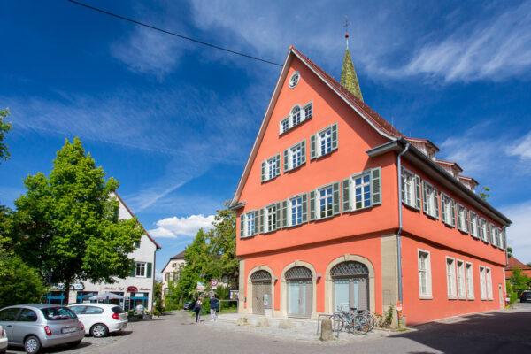 Kernsanierung Rathaus Plieningen