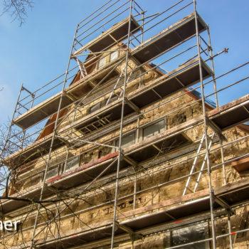 Restaurierung Fachwerk Stuttgart Plieningen