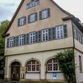 Sanierung Altes Rathaus Plieningen