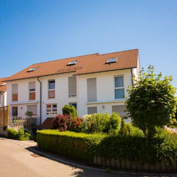 Sanierung Fassade Holzhausen