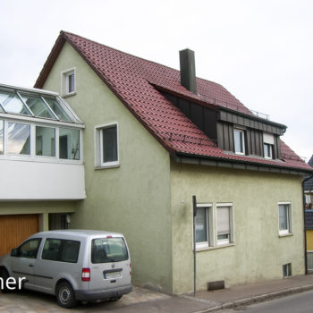 Fassadensanierung Ottenbach