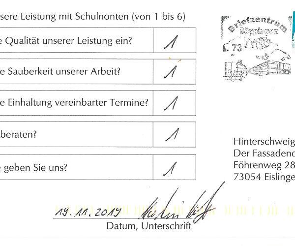 Anstrich Balkon Eislingen